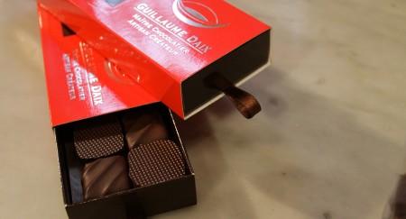 chocolatier lyon Guillaume DAIX - chocolats artisanaux bio