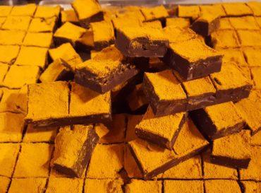 Guillaume Daix Maître chocolatier Lyon